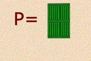P - Stand - Alphabet