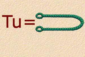 TU - Tethering Rope - Alphabet