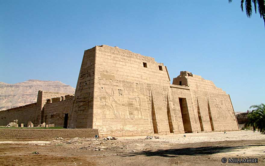 Madinat Habu Temple