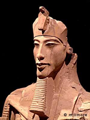 Akhenaten unpopular