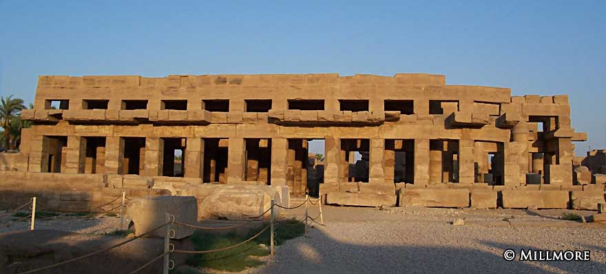 Festival Hall of Thutmose III
