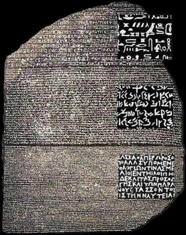 Mystery of the Rosetta Stone Rosetta Stone