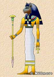 Ancient Egyptian Gods and Goddesses Illustrated Descriptions and ...
