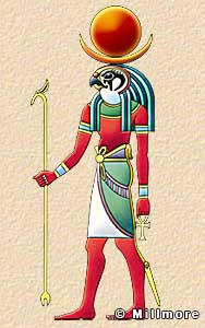 Ancient Egyptian Gods and Goddesses Illustrated Descriptions