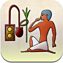 Egyptian Hieroglyphs iPad