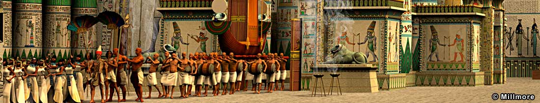ancient egypt research paper topics