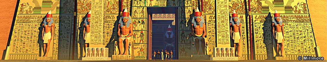 Learn about egyptian gods