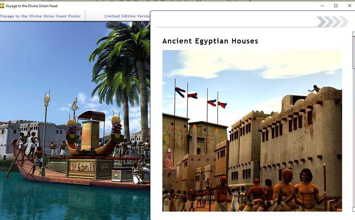 discovering egypt newsletter